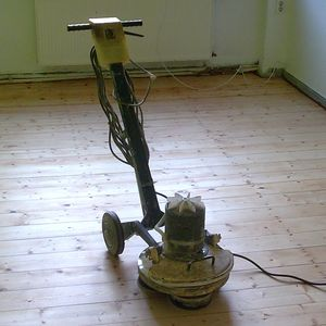 Dreischeibenmaschine klein